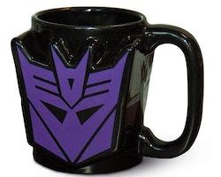 Transformers 3D Mug