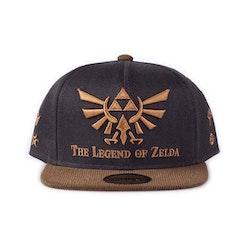 Zelda keps - Svart   *** Snapback ***