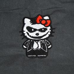 Joker Kitty tygpåse