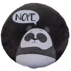 Prydnadskudde - Panda
