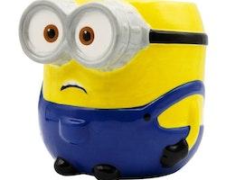 Minions 3D mugg - Otto