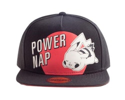 Pokemon keps - Pikachu power nap