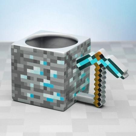 Minecraft 3D mugg