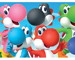 Super Mario mugg - Yoshis
