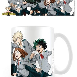 My Hero Academia mugg