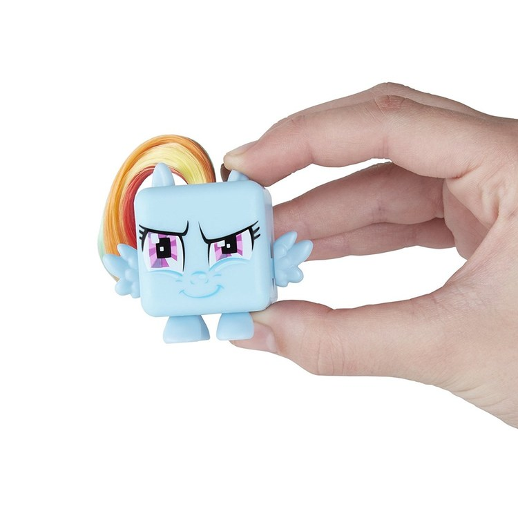 Fidget Cube - My little Pony - Rainbow Dash