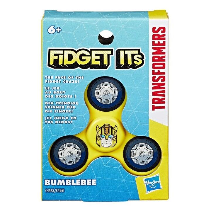Fidget Spinner - Transformers - Bumblebee