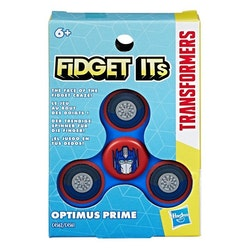 Fidget Spinner - Transformers -Optimus Prime
