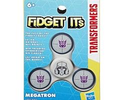 Fidget Spinner - Transformers - Megatron