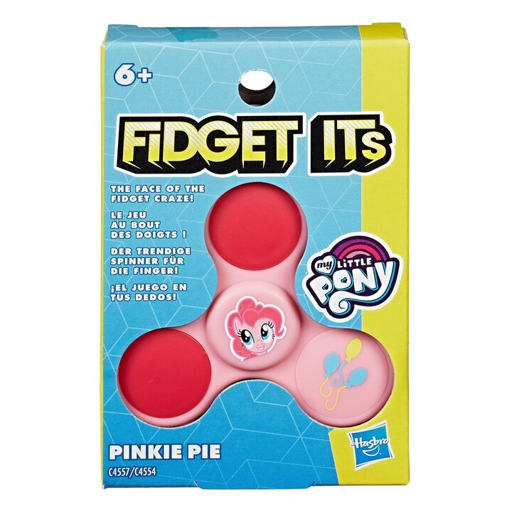 Fidget Spinner - My Little Pony
