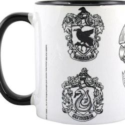 Harry Potter mugg . Hogwarts