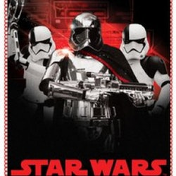 Star Wars filt - Captain Phasma