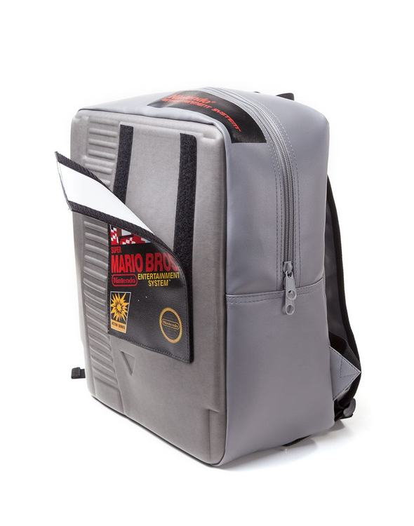 Nintendo 8-bit ryggsäck - Cartridge