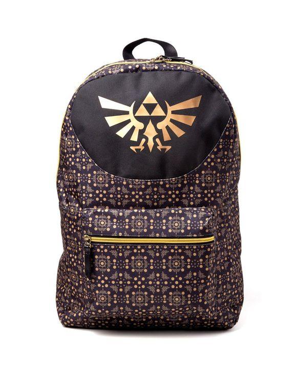 Zelda ryggsäck - Triforce print