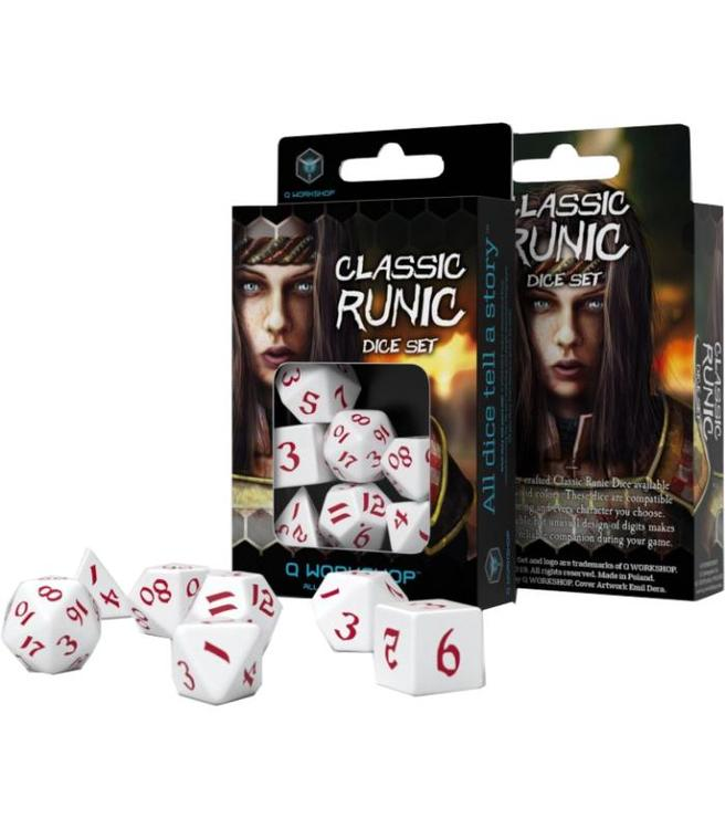 Tärningar - Runic RPG