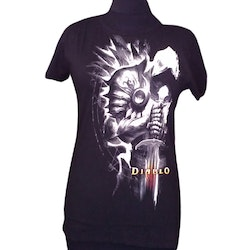 Diablo t-shirt - Tyriel side
