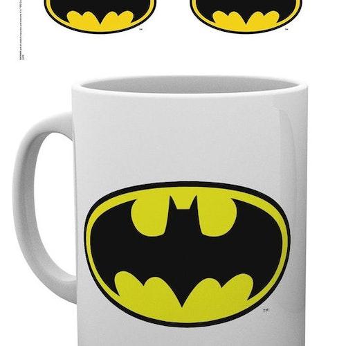 Batman mugg - Logo