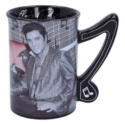 Elvis Prestley mugg