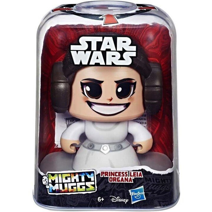 Mighty Muggs - Star Wars - Princess Leia (Organa)
