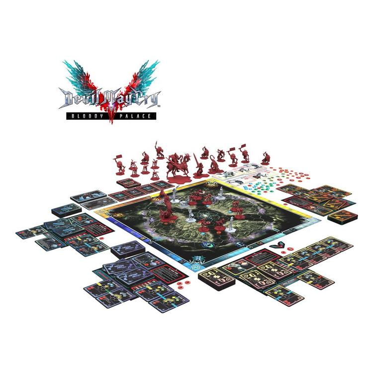 Devil May Cry - Board Game