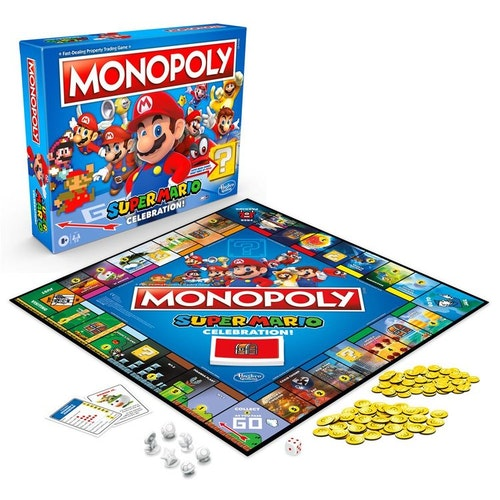 Monopol - Super Mario edition