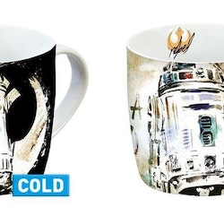 Star Wars mugg – Thermo - R2D2