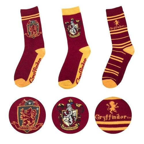 Harry Potter strumpor - 3-pack