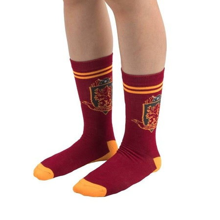 Harry Potter strumpor - 3-pack - Gryffindor