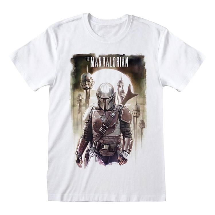 Mandalorian t-shirt - Trooper
