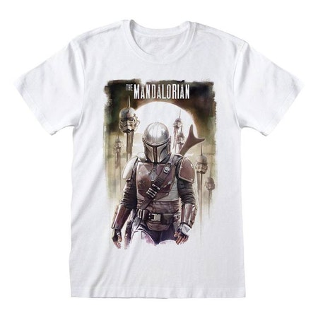 Mandalorian t-shirt - Trooper