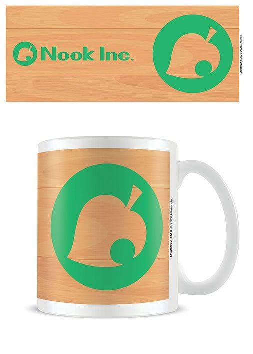 Animal Crossing mugg - Nok Inc