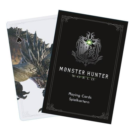 Monster Hunter kortlek