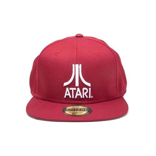 Atari keps - Röd  *** Snapback ***