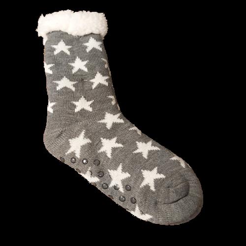 Vinterstrumpor - Vuxen - Stjärnor