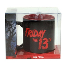 Friday 13th mug - Mask