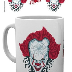 Stephen King's It Mugg - Face