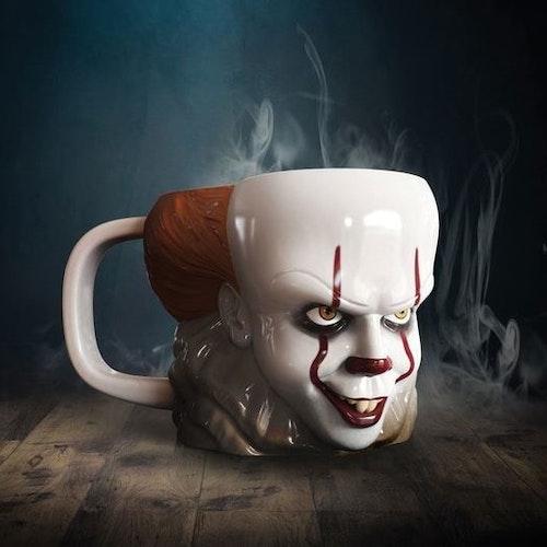 Stephen King's It 3D mugg