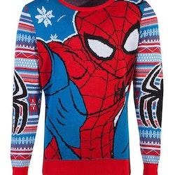 Spiderman jultröja