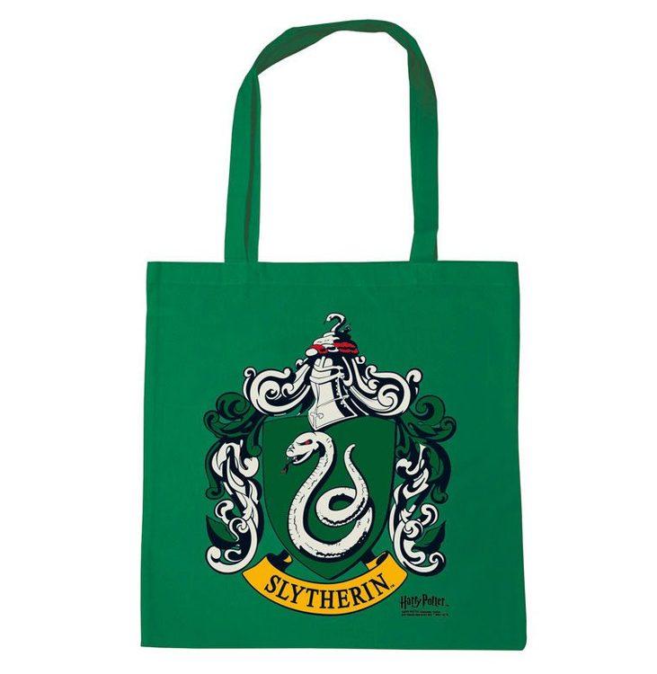 Harry Potter tygpåse - Slytherin