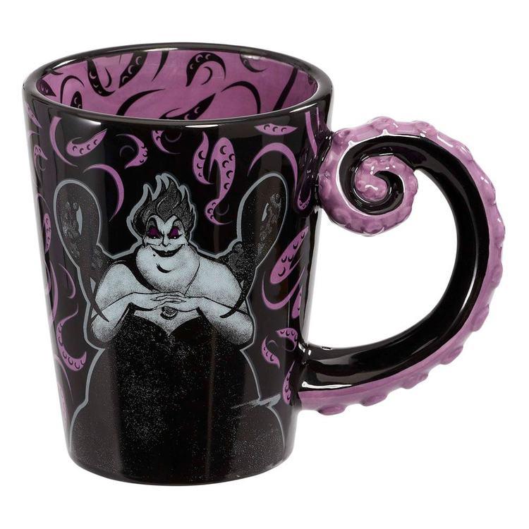 Little Mermaid 3D Mugg - Ursula
