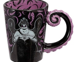 Little Mermaid 3D Mugg - Ursula