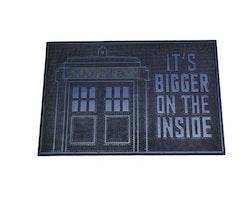 Doctor Who dörrmatta