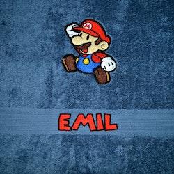 Gästhandduk - Super Mario