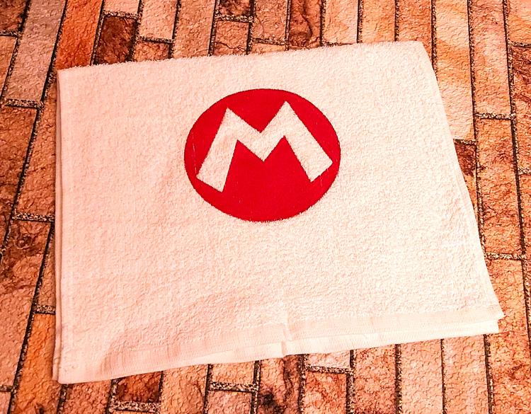 Handduk - Super Mario Brothers