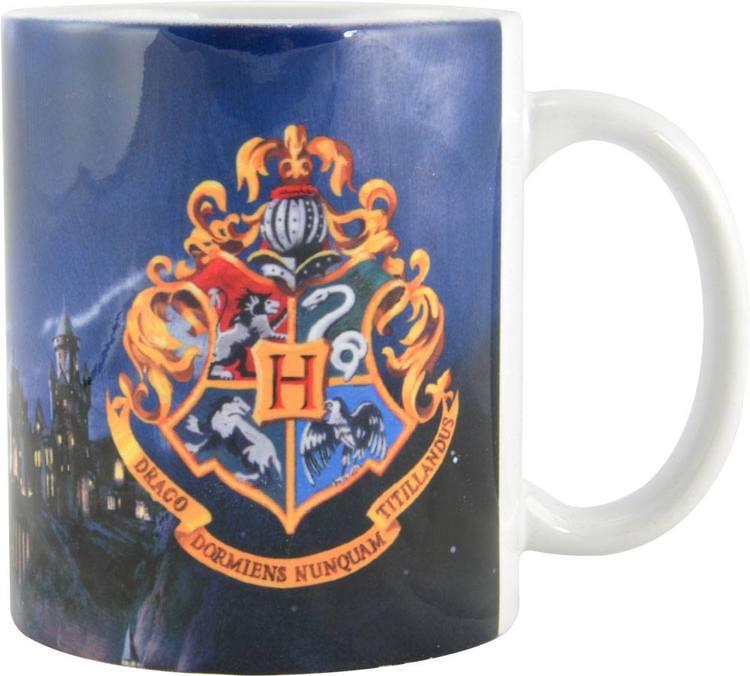 Harry Potter mugg - Hogwarts castle