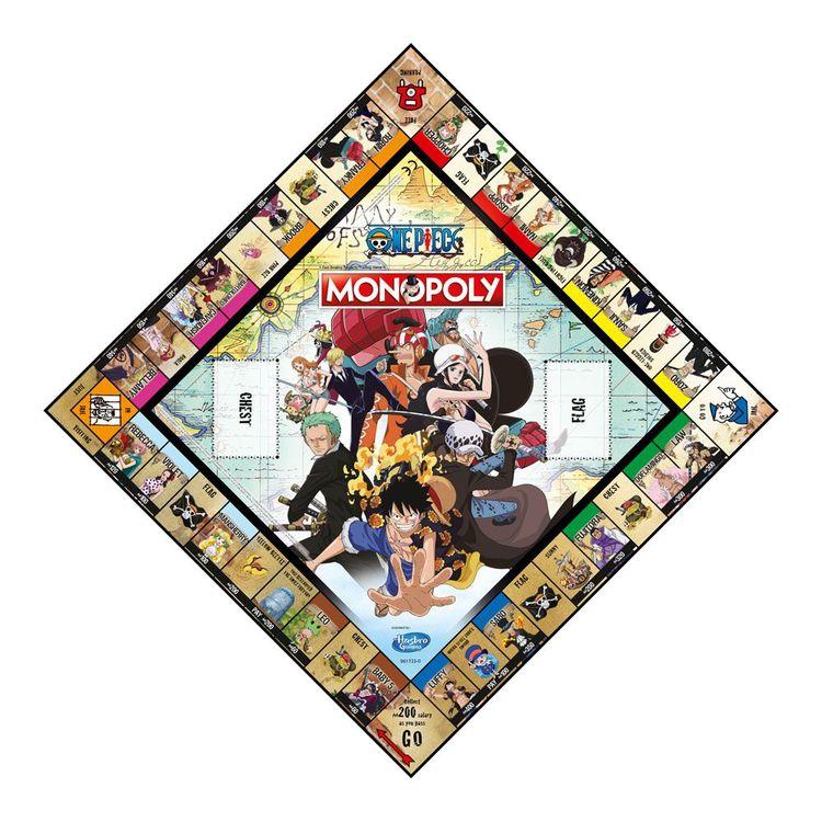 Monopol - One Piece edition
