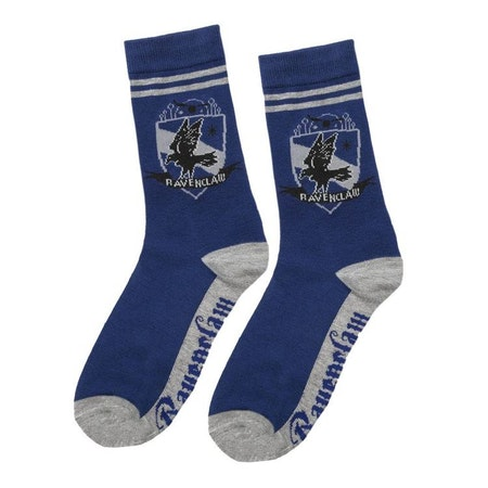 Harry Potter strumpor - 3-pack - Ravenclaw