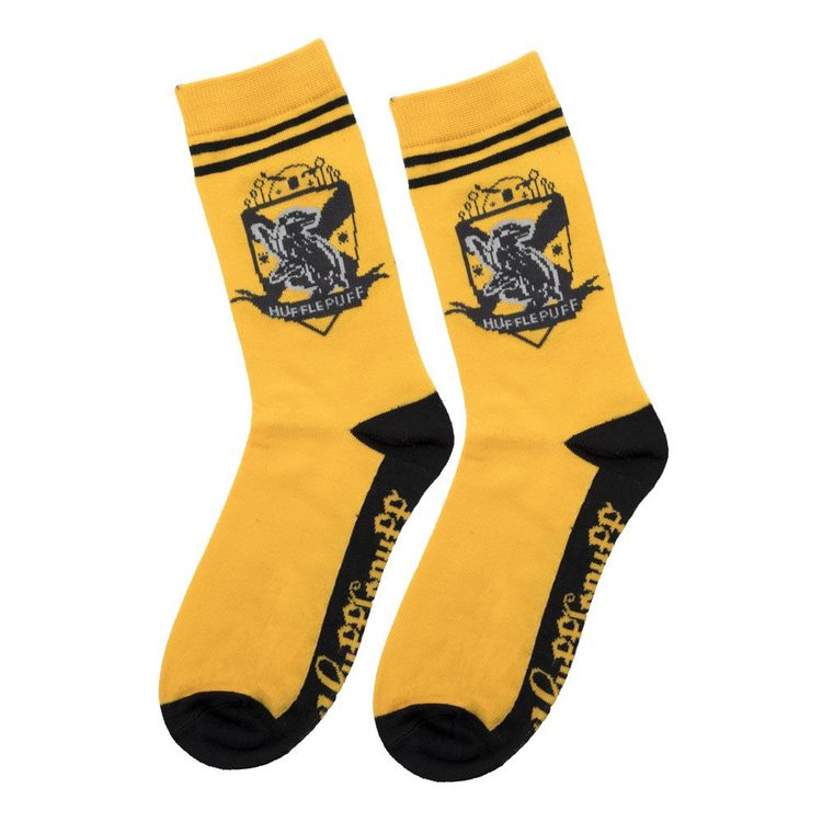 Harry Potter strumpor - 3-pack - Hufflepuff