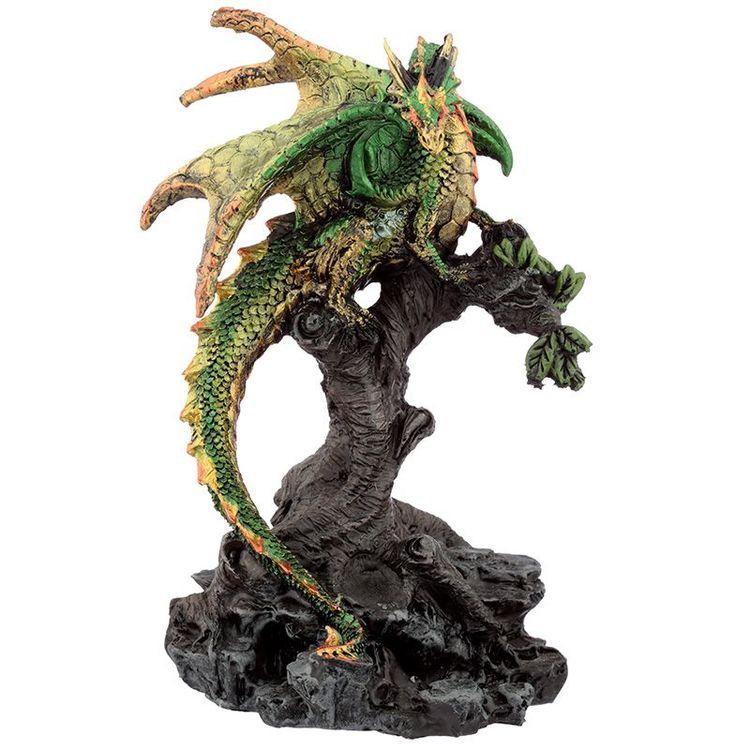 Statyett - Forest Protector Drake