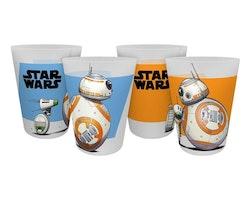 Star wars dricksglas - Droids